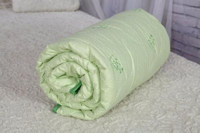 ECOLAN - домашний текстиль, яркие принты! Наматрасники! — Одеяла бамбуковое волокно — Одеяла