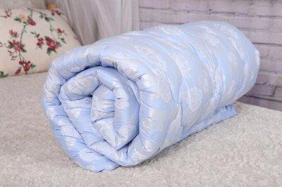ECOLAN - домашний текстиль, яркие принты! Наматрасники! — Одеяла лебяжий пух — Одеяла