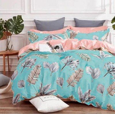 ECOLAN - домашний текстиль, яркие принты! Наматрасники! — Постельное белье (сатин) - 2сп люкс — Двуспальные и евро комплекты