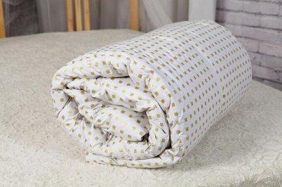 ECOLAN - домашний текстиль, яркие принты! Наматрасники! — Одеяла пухо-перовые — Одеяла