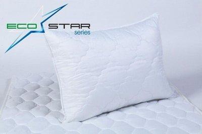 ECOLAN - домашний текстиль, яркие принты! Наматрасники! — Подушка серии EcoStar — Подушки
