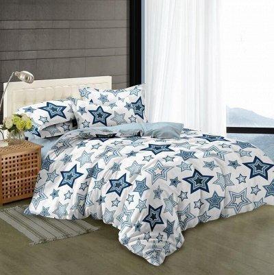 ECOLAN - домашний текстиль, яркие принты! Наматрасники! — Постельное белье (поплин) - евро — Двуспальные и евро комплекты