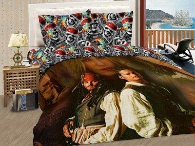 ECOLAN - домашний текстиль, яркие принты! Наматрасники! — Постельное белье коллекции Special Series - 2сп — Двуспальные и евро комплекты