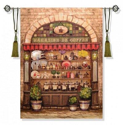 ECOLAN - домашний текстиль, яркие принты! Наматрасники! — Панно из гобелена — Покрывала