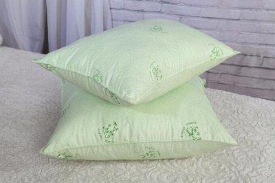 ECOLAN - домашний текстиль, яркие принты! Наматрасники! — Подушки бамбуковое волокно — Подушки