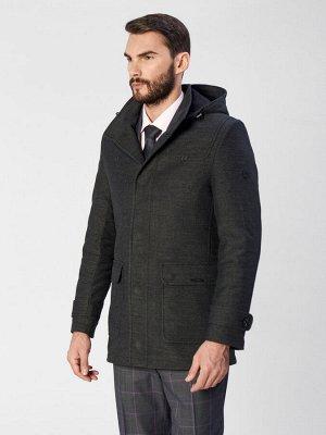2017 S BLACK GRIT/ Пальто мужское