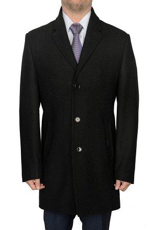 5014 MELTON BLACK/ Пальто