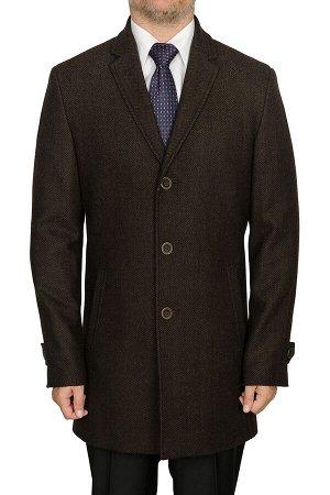2037У S FEROGAMO DK BROWN/ Пальто