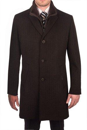 5029 ROYAL BROWN/ Пальто мужское