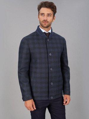 2073 S LUZIANO BLUE/ Пальто мужское