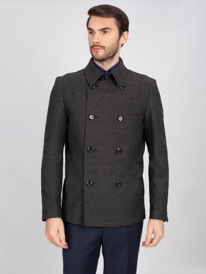 5027 S GRIT BLACK/ Пальто мужское