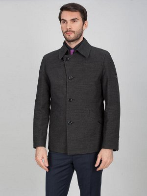 5023 S GRIT BLACK/ Пальто мужское