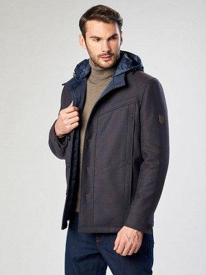 2071 S TITANO BROWN/Пальто мужское