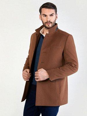 2063 M NUORO CHOCO/Пальто мужское