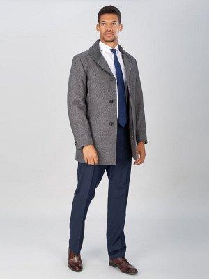 2042У RICCI GREY/ Пальто мужское