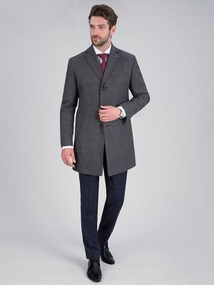 2065У M ARGUSTO GREY /Пальто мужское