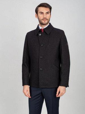 5023 S GRAVEL BLACK GREY/ Пальто мужское