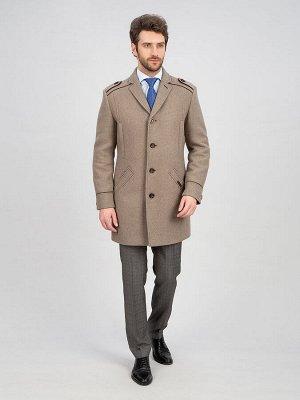 2046У-1 M MARCUS CAPPUCHINO/ Пальто мужское