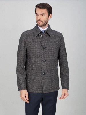 5023 S GRAVEL GREY/ Пальто мужское