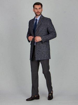 2062У M CISMON NAVY/ Пальто мужское