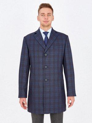 2065У M RICON NAVY/ Пальто мужское