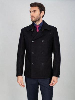 5027 S MATTEO BLACK/ Пальто мужское