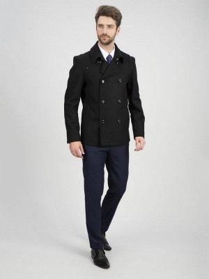 5027 S MELTON BLACK/ Пальто мужское