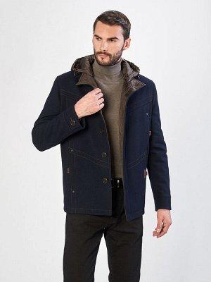 2071 S NIGHT NAVY/Пальто мужское