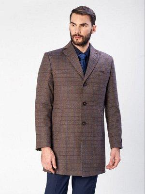 2065 M FRUTTO BROWN/Пальто мужское