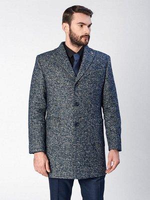 2070 M NEVEN NAVY/Пальто мужское
