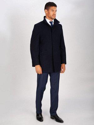 5020 S MELTON DK NAVY/ Пальто мужское