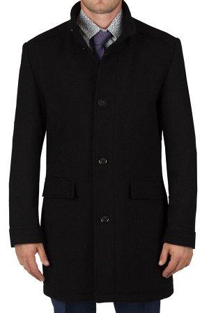 5018 marcus black/ пальто мужское