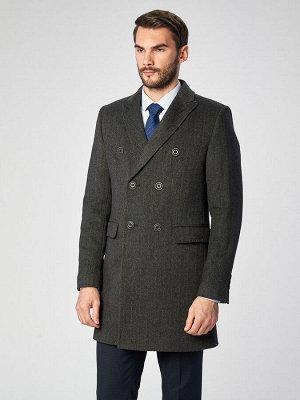 5039 M STEVEN DK GREY/ Пальто