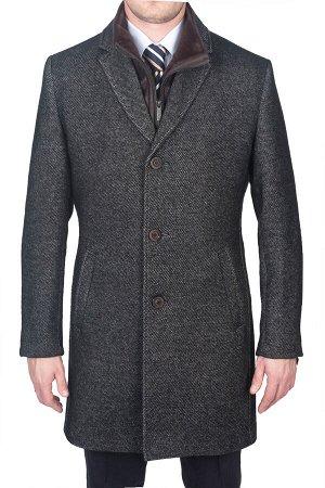 5029 VENTUNO BLACK/ Пальто мужское