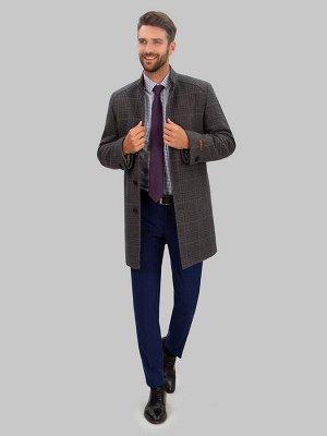 2043У M VANGOT DK GREY/ Пальто мужское