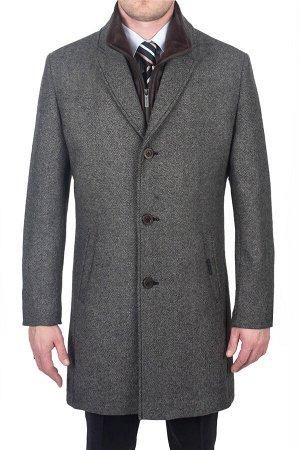 5029 ALEXANDER GREY/ Пальто мужское