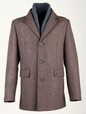 5028-2 S SCIPIONE BROWN/ Пальто мужское