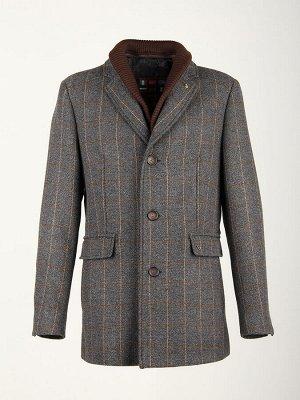 5028-2 S MARCUS GREY OR/ Пальто мужское