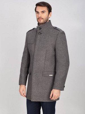 0314У M ALEXANDER LT GREY/ Пальто мужское