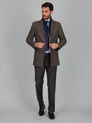 5028-2 S BEIGE/ Пальто мужское