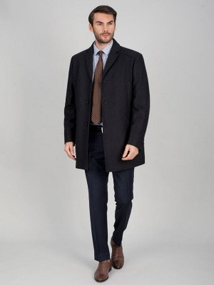 2046У M TAILOR DK GREY/ Пальто мужское