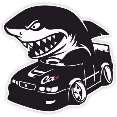 🌟Яркие наклейки! Обновляем квартиру! Украшаем авто!🌟 — Авто. Акулы — Аксессуары
