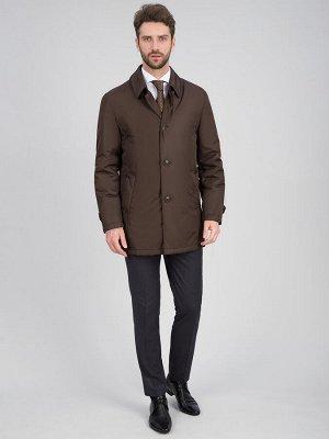 6811 M BIRGER CHOCO / Куртка мужская (плащ)