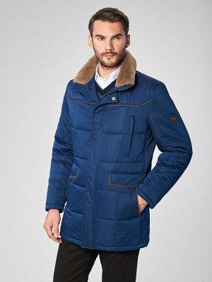 4046 M RONALDO LT NAVY/ Куртка мужская