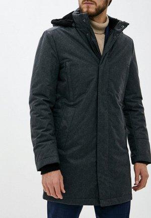 3033 M WINTER GREY BLACK/ Куртка мужская (плащ)