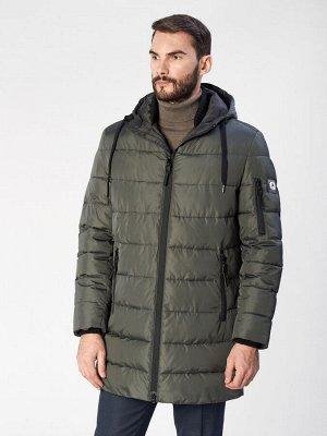 4077SP M OLIMP KHAKI L/ Куртка мужская (пуховик)
