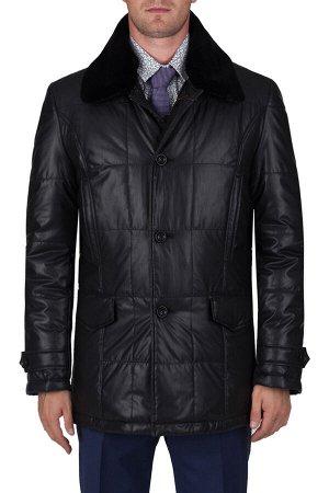 4037 BLACK/ Куртка мужская