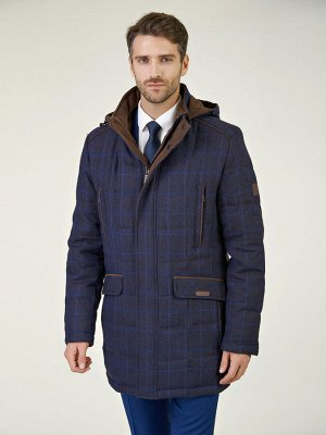 4047 SPW M DK NAVY LUX/Куртка мужская (пуховик)