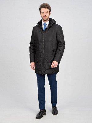 4072 M DIGEL BLACK/ Куртка мужская
