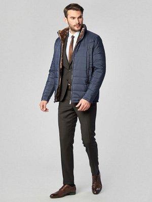 1860 DK NAVY BROWN/ Куртка мужская